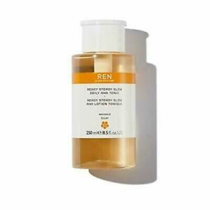 Ren Clean Skincare Ready Steady Glow Daily Aha Toner 8.5 oz/ 250 ml