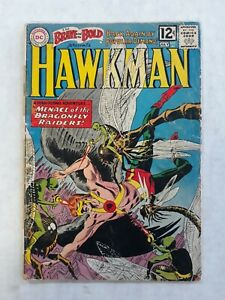 Brave and the Bold 42 (Hawkman)