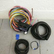 1928 - 1934 Ford 8 Circuit Wire Harness fits painless fuse block circuit new