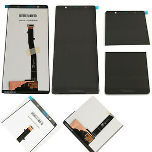 Original New For BlackBerry Evolve LCD Display Touch Screen Digitizer +3M