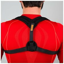 VOELUX Adjustable Posture Corrector Figure 8 Upper Back Brace For Clavicle