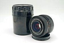 Lens MC Carl Zeiss Jena DDR FLEKTOGON auto 2.4/35mm #72681 M42