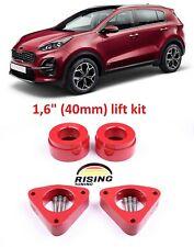 """Lift Kit for Hyundai Tucson 15-19 Kia Sportage 15-19 1,6"""" 40mm strut spacers"""