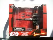 Star Wars - The Force Awakens - POE'S  X-Wing Fighter - Die Cast