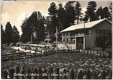 CARTOLINA d'Epoca - COSENZA provincia - Lorica  1959