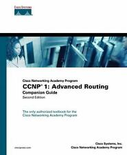 CCNP 1: Advanced Routing Companion Guide (Cisco Networking Academy Program) (2nd