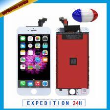 HAUT Pour iPhone 6 4.7 COMPLET ÉCRAN LCD MONTÉ SUR CHASSIS + VITRE TACTILE BLANC
