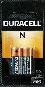 Duracell N 2 Pack 1.5V LR1 E90 MN1900 Battery New