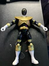 Power Rangers Zeo Gold Ranger Action Figure Loose