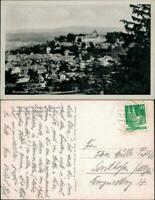 Ansichtskarte Kronach Blick auf die Stadt 1943
