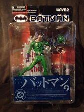 The Riddler Figure Yamato Toys Batman Wave 2 DC Comics Original Unopened New