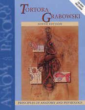 (Good)-Principles of Anatomy and Physiology (Hardcover)-Gerard J. Tortora, Sandr