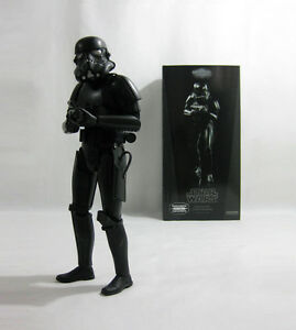 2010 Vintage Star Wars ✧ Stormtrooper ✧ Blackhole Shadow Sideshow Exclusive MIB