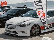 MV-Tuning Front Splitter №1 under Fangs SkyActiv Style for Mazda 6 / Atenza GJ