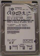 "New HTS721060G9AT00 7200RPM Hitachi 60GB IDE 2.5"" hard drive Free USA Ship"