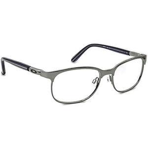 Oakley Eyeglasses OX3124-0553 Descender Black Chrome Frame 53[]16 139