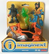 Deep Sea Diver Mini Sub & Eel Imaginext Ocean Adventure Action Figure Set