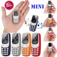 Portable Mobile Cell Phone L8STAR BM10 Pocket Tiny Keypad GSM Dual SIM Bluetooth