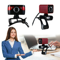 Adjustable Online Course HD Webcam Video Camera For Computer With Microphone