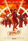 Внешний вид - SOLO A STAR WARS STORY MOVIE POSTER 2 Sided ORIGINAL FINAL 27x40 RON HOWARD