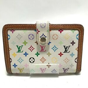 Louis Vuitton Monogram Portefeuille Viennois Multi Color  Bifold Wallet M92987