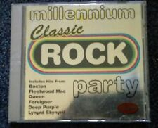 Millennium Classic Rock Party by Various Artists (CD, Feb-1999, Rhino (Label))