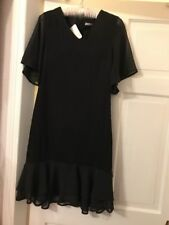 new black dress size 8 By Solitarie Nwt