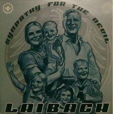 """Laibach Sympathy For The Devil 3 mixes - UK 12"""""""