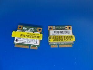 TOSHIBA SATELLITE PA3839U-1MPC, K000072100 WX 921K,  WIFI CARD ….X TESTED