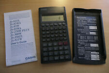 Casio fx-83WA Scientific Calculator S-V.P.A.M. with Original Cover & user manual