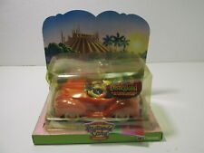 Chevron Disneyland The Autopia Cars Suzy Orange Collectible Car dc2808