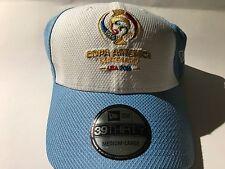 COPA AMERICA CENTENARIO USA 2016 NEW ERA 39THIRTY HAT (MEDIUM/LARGE & ARGENTINA