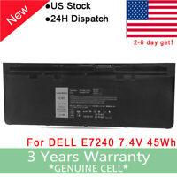 Battery For Dell Latitude E7240 E7250 GHT4X 12.5 Ultrabook X01 PT1 451-BBFT FS