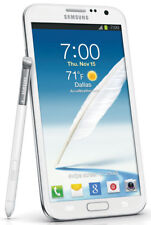 Samsung Galaxy Note II GT-N7100 LTE 16GB - Marble White (unlocked) Smartphone