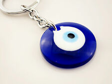 Religious Nazar Turkish Ottoman Glass Evil Eye Bead Protection Prayer Charm Gift
