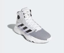 Adidas Pro Bounce Madness 2019 Basketball Shoes Cloud White