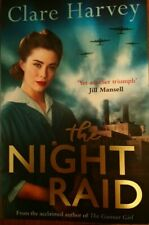 The Night Raid by Clare Harvey (paperback, 2017)
