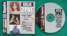 CD Compilation Groove Sampler #05 2PAC KELIS SHOCCA INOKI RAP HIP HOP no lp(C2)