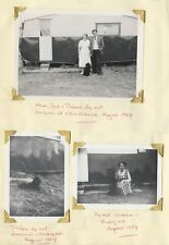 ca.1960 Photo Album Documenting One Dog's Life: PRINCE THE POODLE 180+Snapshots