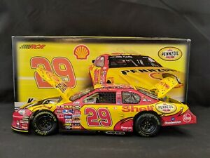 Kevin Harvick #29 1:24 Pennzoil 2007 Daytona Raced Win Case Nascar Action Car