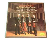 LaSalle Quartet - 4LP Box - BEETHOVEN - Die späten Streichquartette -Late String