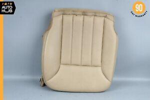 06-08 Mercedes W164 ML320 Front Right Passenger Bottom Lower Seat Cushion Beige