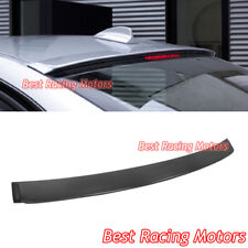 ACS Style Roof Spoiler Wing Fits 05-11 BMW E90 4dr 3-Series