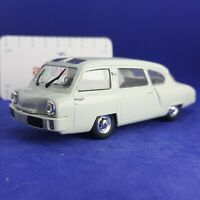 NAMI-013 Unique Soviet Prototype USSR 1949 Year 1/43 Scale Collectible Model Car
