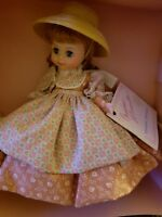 """Madame Alexander Doll 8"""" POLLY FLINDERS in box with tag."""