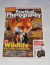 PRACTICAL PHOTOGRAPHY OCTOBER 2006 - AMAZING WILDLIFE SHOTS IN YOUR BACK GARDEN