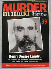Murder in Mind Issue 39 - Henri Desire Landru
