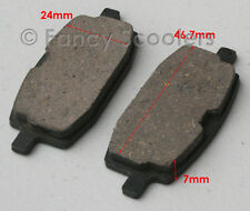 Brake Shoes (LJ-711) For Chinese Scooters, Dirt bikes