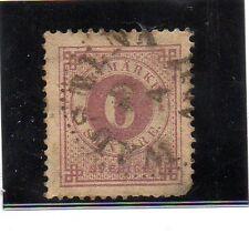 Suecia Valor del año 1886-99 (BB-615)