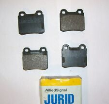 MERCEDES W201 - W202 - W124 - C124 - W126/ PASTIGLIE FRENO POS./ REAR BRAKE PADS